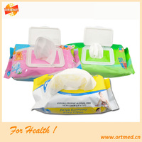 wholesale baby wipes/free sample baby wet wipes private label/wet tissue