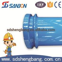 OEM manufacturer concrete pump pipe fitting small concrete pipe