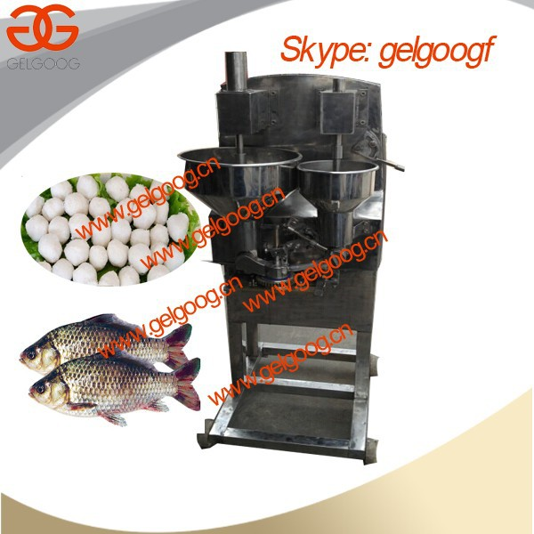 Stainless steel fish ball forming machine/sell well fish ball former for sale