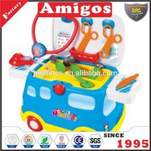 2017 new doctor toy car with stethoscope