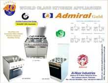 Gas Oven Cooker (Admiral)