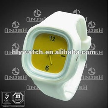 New Vigour Colorful Silicon Watches ,children frocks design watch