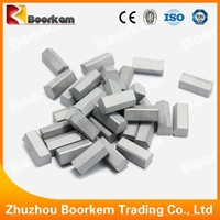 Rock/Oil Drill And Mining Equipment Cemented/Tungsten Carbide Cutting Carbide Inserts
