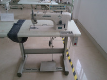 ATR-9806-D4 Automatic Single Needle Lockstitch Sewing Machine / Computerized Industrial Sewing Machine