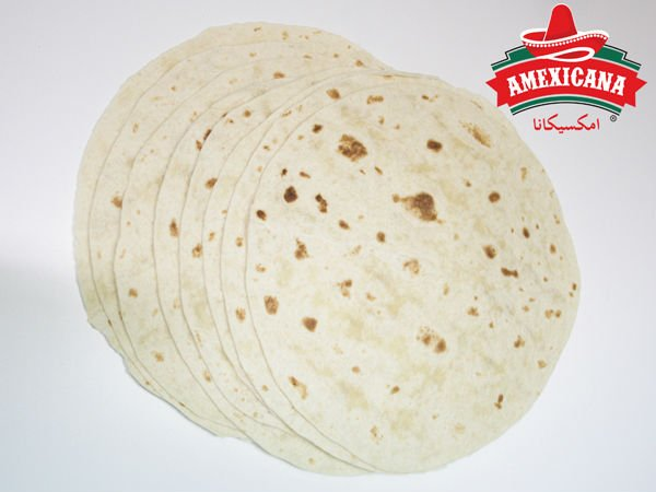 Flour Tortillas 6""