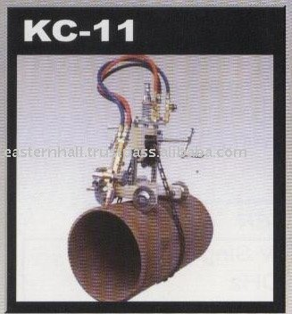 KC-11 MANUAL PIPE CUTTING MACHINE
