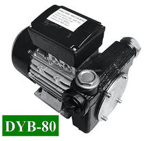 Electric oil and fuel Tansfer Pump DYB80