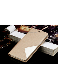best selling products pu leather cell phone flip case for lg gx f310l