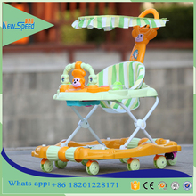 Wholesale new model twin baby walker with Rotating Wheel Toy Play