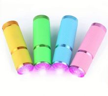 logo projector flashlight , powerful led lights for maglite flashlights mini led dynamo torch