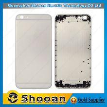 best warranty bulk phone cover for iPhone 6 plus,for iphone 6 plus gold housing