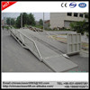Truck Loading Movable Hydraulic yard ramp