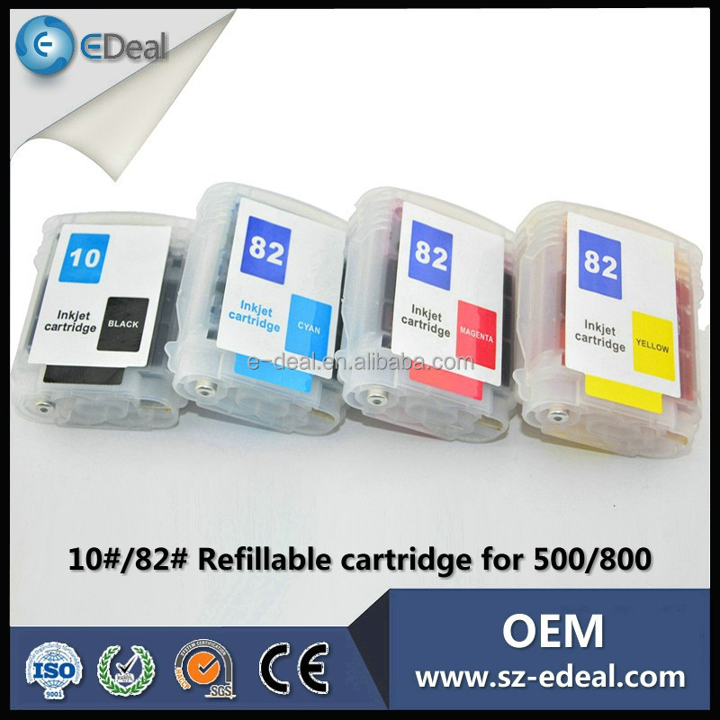 <strong>11</strong># ink cartridges wholesale for HP 500 800 replacement ink cartridge