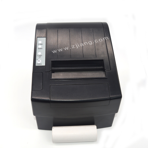 Zjiang Factory Direct Selling 80 QR Code POS Printer Thermal for Business Laptop Computers