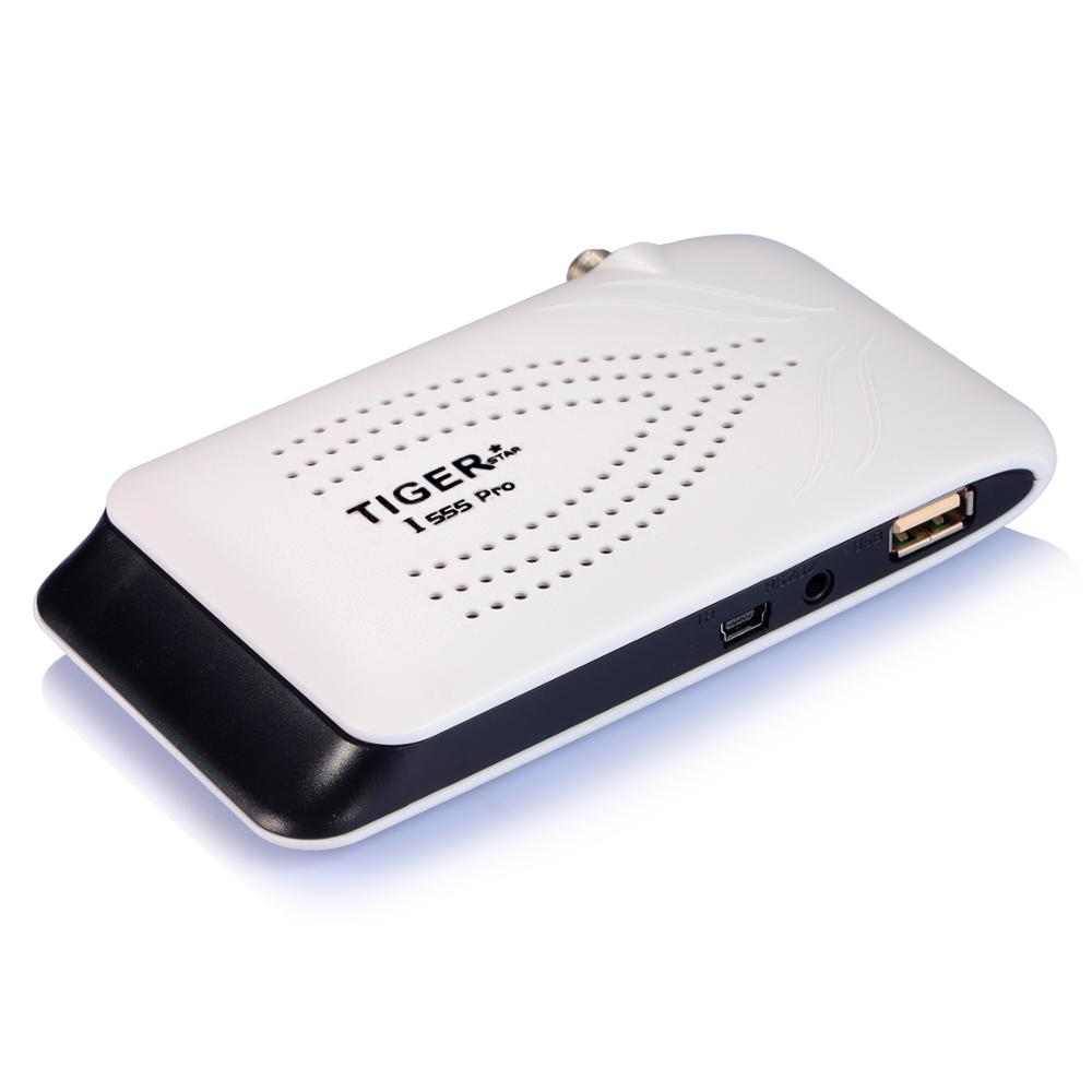 Tiger I555 pro cheap iptv set top box for more than 4000 channels