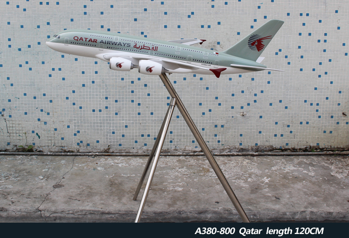 Good art crafts models custom handmade 1:35 120CM hobby model planes resin made in china