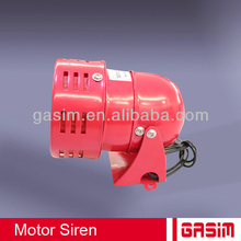 electric motor siren ms190