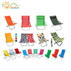 Outdoor modern backrest chaise lounge, folding sun lounge chair with handle