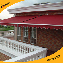 High quality automatic folding arm awning
