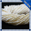A 2.5-3MM round wholesale fashion pearl strings