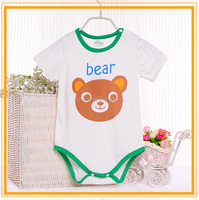 Top selling cotton cute clothes infant baptism