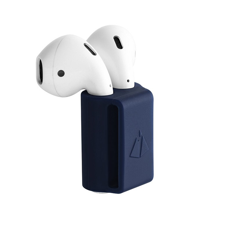 Headset Holder / Earphone silicone receptacle. (Silicone Holder, Dark Grey) - ANKUX Tech Co., Ltd