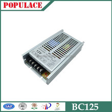 battery charger BC125 for genset spare parts 12V 5A