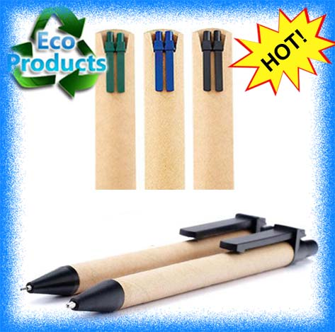 top quality cheap paper souvenir pen,recycled pen,eco-friendly eco pen