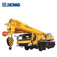 XCMG official manufacturer QY100K-I truck with crane 100 ton mobile crane price