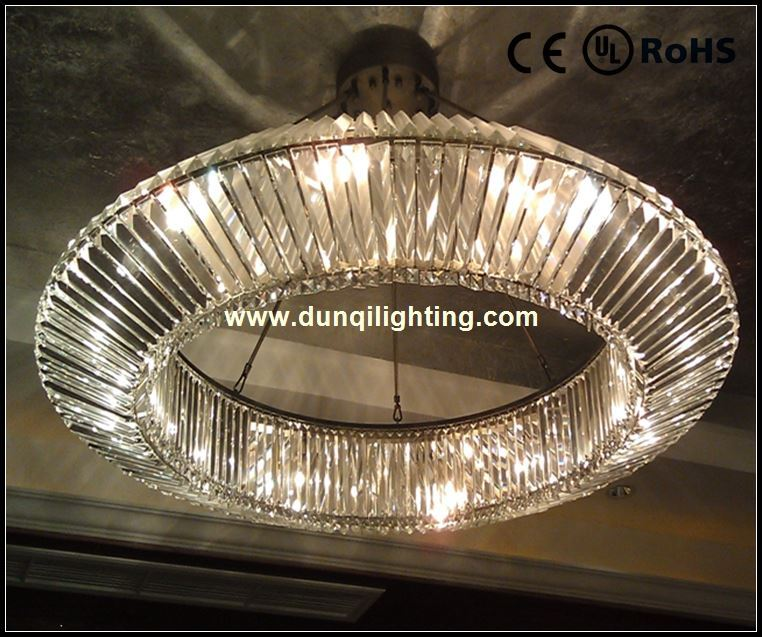 christmas decoration crystal lamp from dunqi lighting