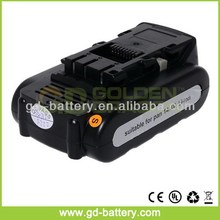 For 14.4V Panasonic Li-ion power tool battery,For Panasonic 14.4V 2.0Ah Li-ion power tool battery,EY9L40B battery