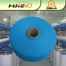 Open end regenerated cotton polyester blend knitting sock yarn mill
