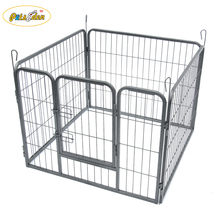 Heavy duty Folding Metal Dog Playpen wire pet playpen dog fence small enclosure