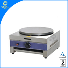 Professional supplier automatic hot plate gas crepe machine