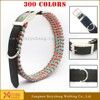 wholesale leather dog collars metal buckles for dog collars