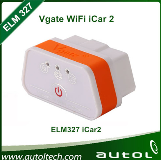 2014 MINI WIRELESS ELM327 wifi Auto Diagnosis Device Scan Tool V1.5