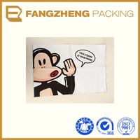 Customized gravure logo printing recyclable plastic mailing bags