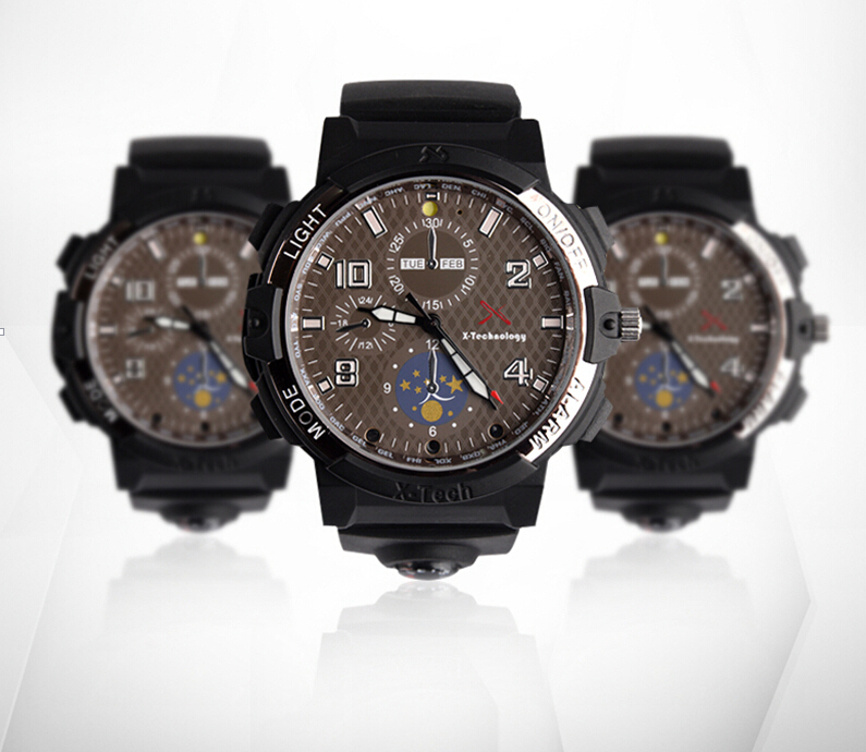 Fashionable Design 2016 Newest Spy Watch Camera Full Hd 1080p ...