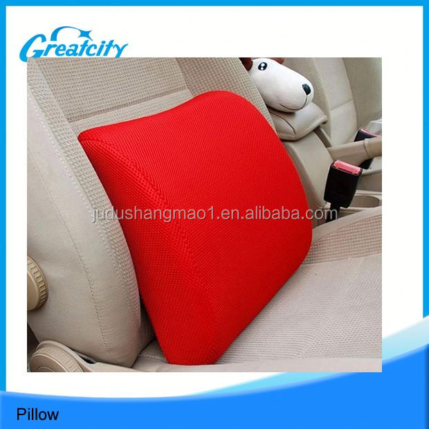 2016 new best breathable and soft custom printed baby animal car seat cushion