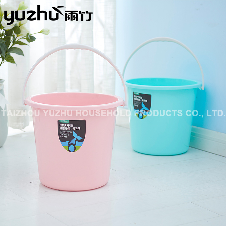 Special Design Widely Used 10 Gallon Plastic Water Bucket