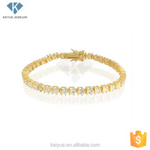 Alibaba Wholesale jewelry elephant hair 916 gold bracelet design for girls