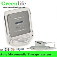 portable mesotherapy gun for salon use/ professional and safe microneedle therapy system