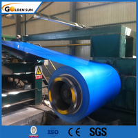 Prepainted Galvanised Steel Coil/PPGI/Corrugated Roofing Sheets Coil China factory with low price