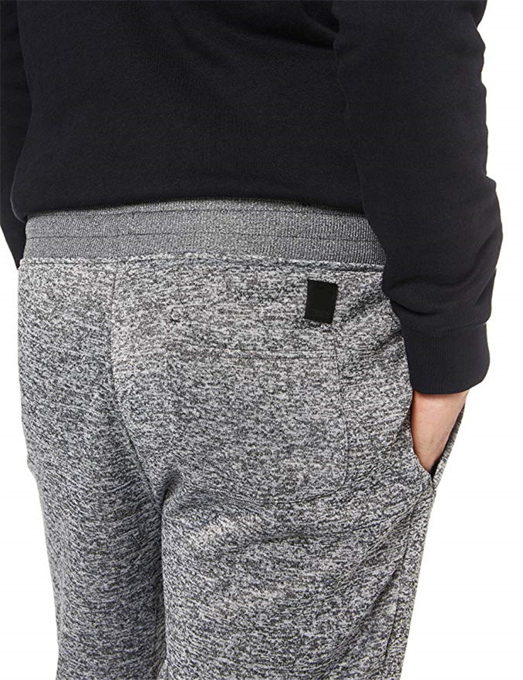 Byval Wholesale Blank OEM Elastic Sweatpants Cotton Men's Fleece Pants Blank Custom Men Jogger Pants
