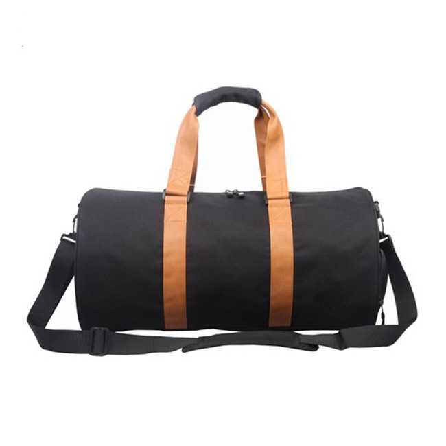 Large capacity 100% polyester mens foldable travel bag for sale