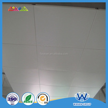 Aluminium Ceiling White High Gloss Powder Coating On the Metal Coating