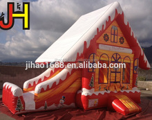 Cheap Inflatable Chrismas Bouncer House For Kids