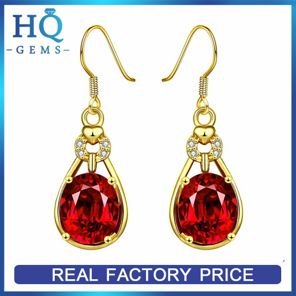 Bottom price professional light earring stud gold