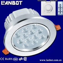 Zigbee,wifi,Dali/Iphone ISO/Ardroid control led ceiling light/LED Downlight light