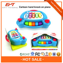 Cartoon musical organ mini toy piano for sale